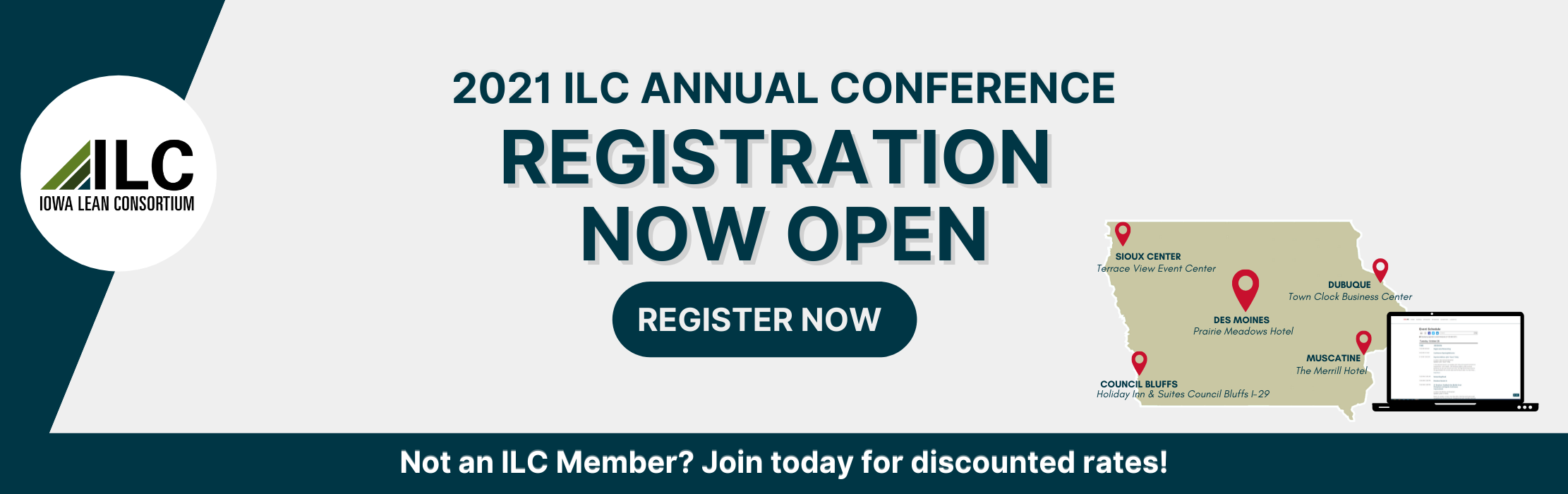 2021 ILC Annual Conference registration now open.