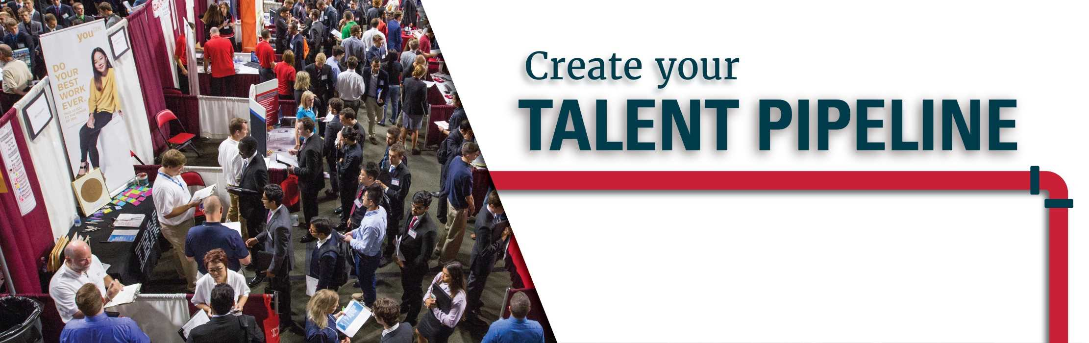 Iowa State University Career Fair: Create your talent pipeline.