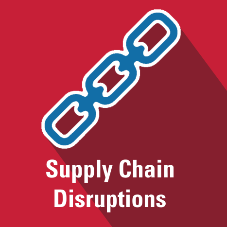 Supply Chain Disruptions.