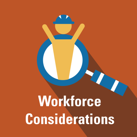 Workforce Considerations.