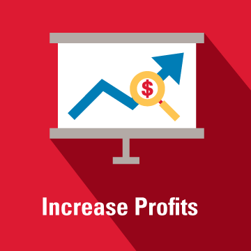 How do I increase profits?