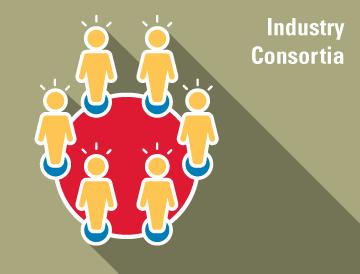 Industry Consortia.