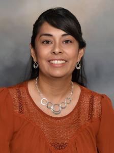 Photo of Mayra Ramirez. Click for large version.